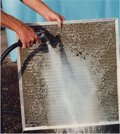 filter-cleaning